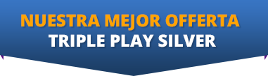 Charter Spectrum - Paquete Trío Silver
